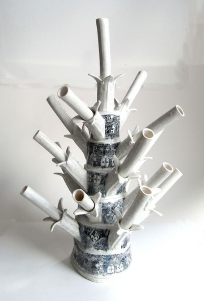 arbre du plaisir - tulpenvaas