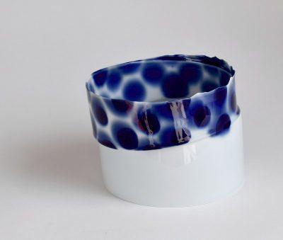wcontainer zikzak blue